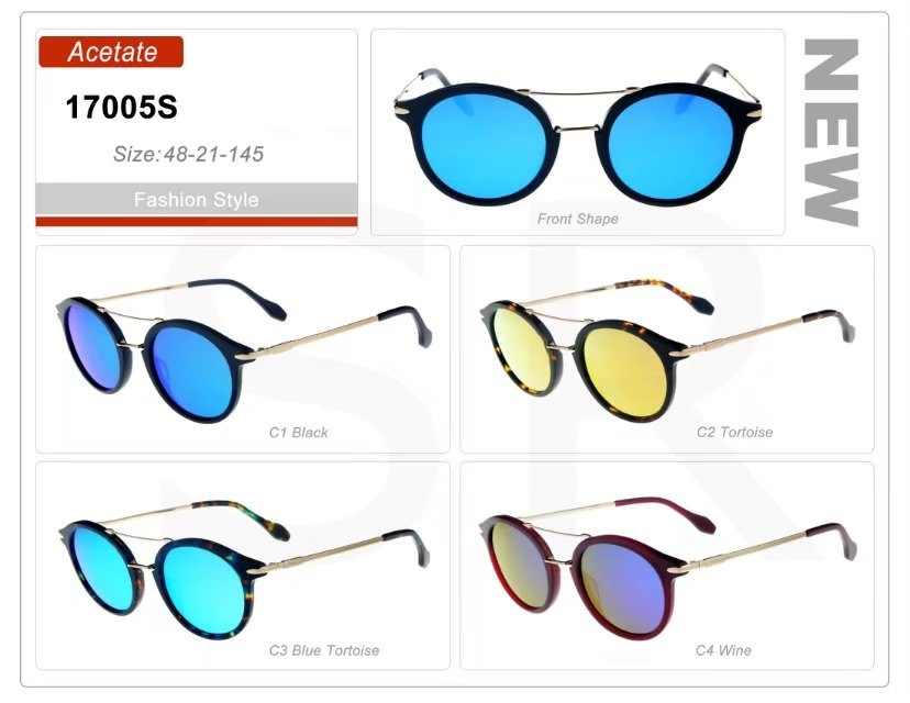 ACETATE SUNGLASSES JUNE